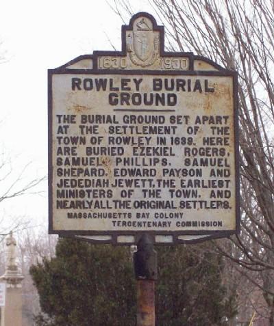 Descendants of Captain Robert Brown